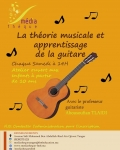 Atelier musical : apprentissage de la guitare